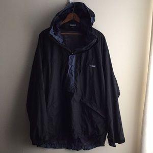 Men's vintage Patagonia anorak pullover size large